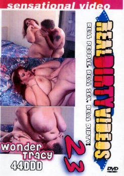 Real Dirty Videos 23- Wonder Tracy 44DDD