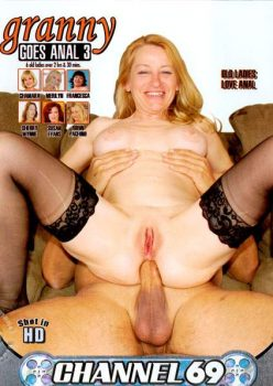 Granny Goes Anal 3