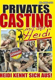 Privates Castting Mit der Heidi – Heidi Kennt Sich Aus