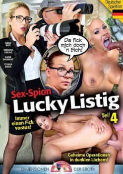 Sex Spion – Lucky Listig Teil 4